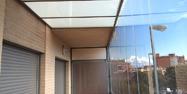 Puertas de aluminio en Málaga